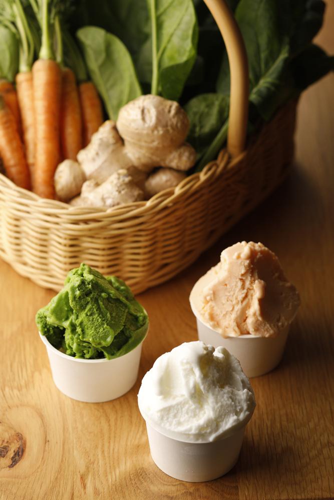 野菜のジェラート