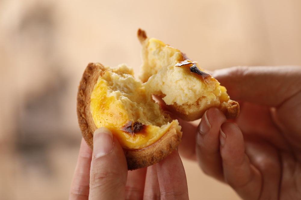 大江ノ郷タルトエッグ&チーズ