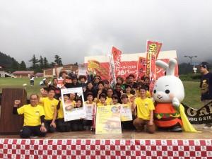"""YAZUバーガー""""とっとりバーガーフェスタ2017""""グランプリ&ベスト・クオリティ賞受賞!"""