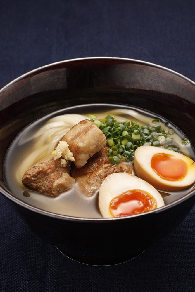 大山豚角煮うどん【大江ノ郷製麺所】