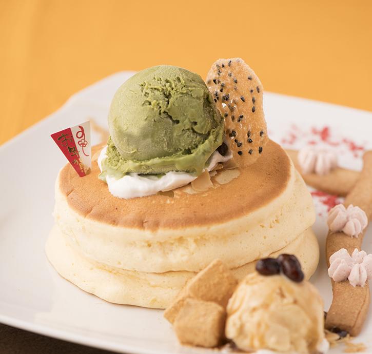 新春和ごころパンケーキ【ココガーデン】