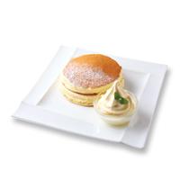 アイスオンパンケーキ