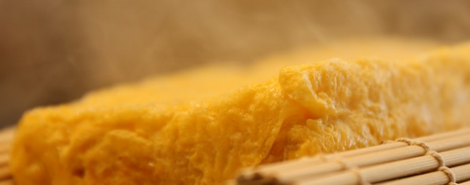 アグリキッチン_天美卵の「だし巻き卵」