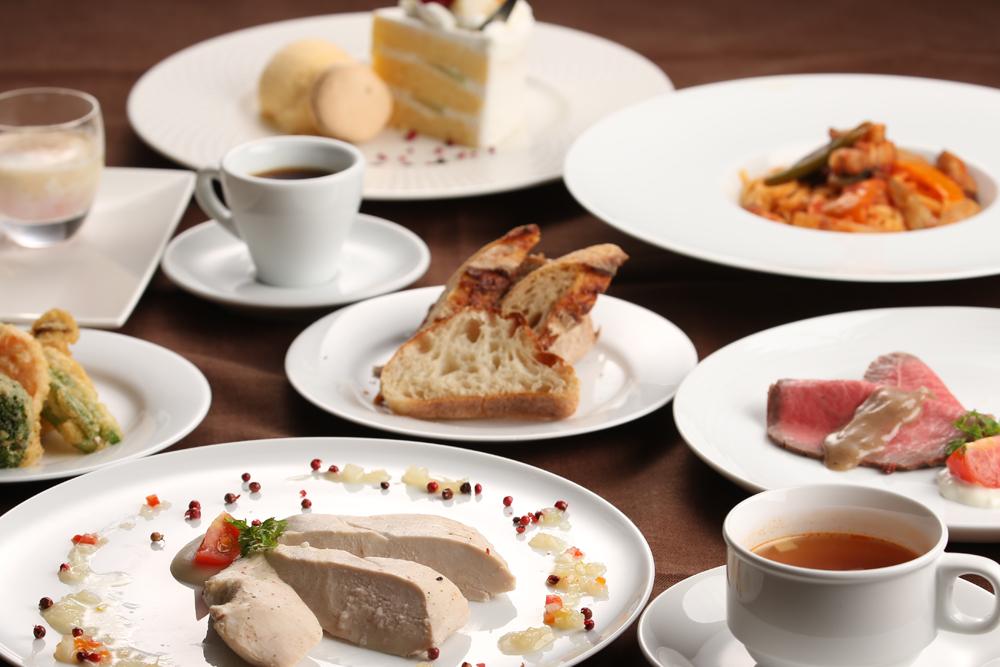 大江ノ郷テラス_リゾートコース料理