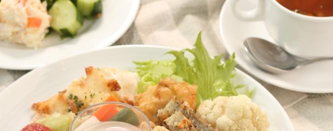 野菜料理をビュッフェで~大江ノ郷テラス~