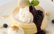 ココガーデン ブルーベリーパンケーキ