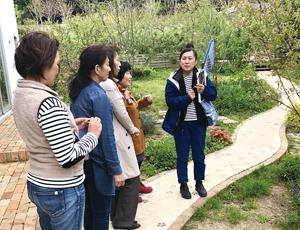 庭の手入れとハーブの活用法【大江ノ郷自然牧場】
