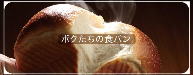 ボクたちの食パン