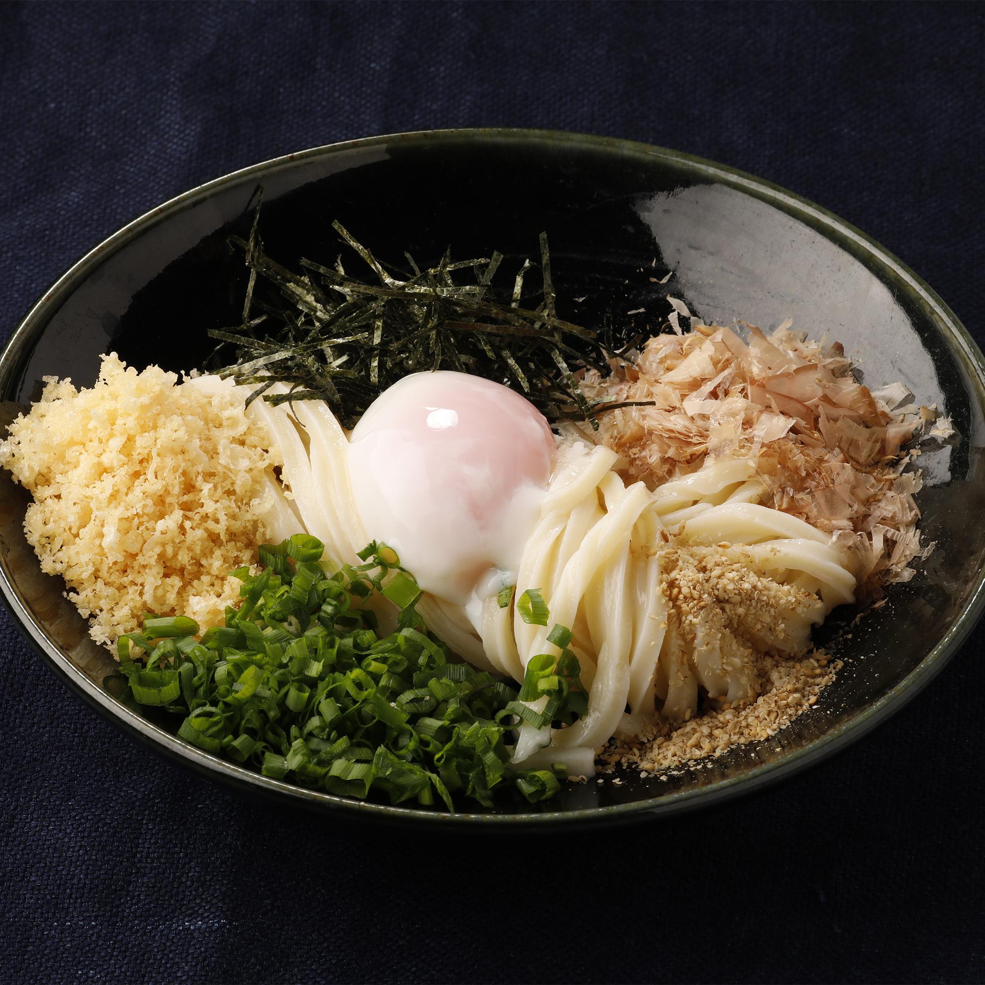 温玉ぶっかけ【大江ノ郷製麺所】