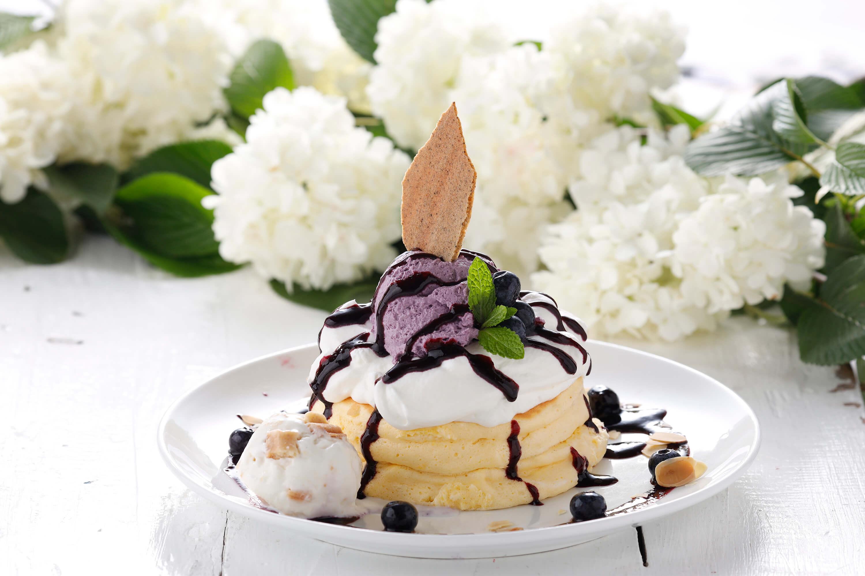 s_ブルーベリーのフロマージュパンケーキ